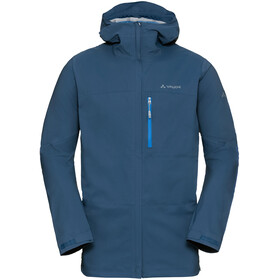 VAUDE Skarvan 2,5/3 Layer Jacket Men fjord blue